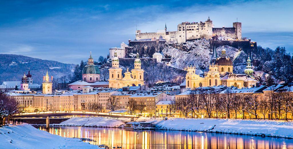 Welcome to Salzburg!