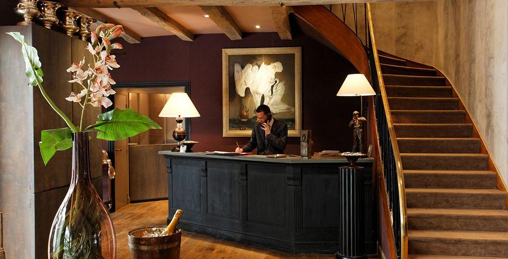 Cazaudehore La Forestiere Hotel will welcome you