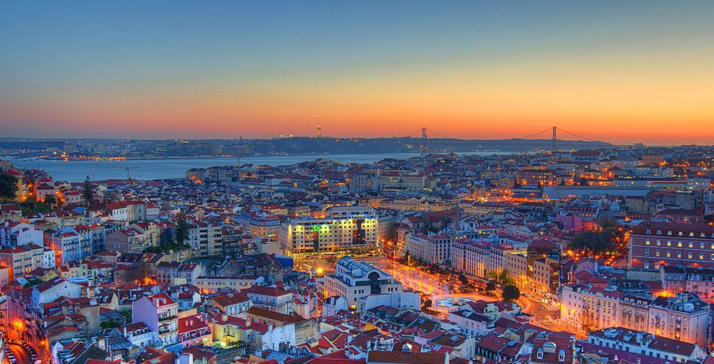 In the cosmopolitan city of Lisbon