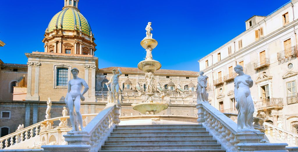 Discover Palermo - Mercure Excelsior Palermo City Palermo