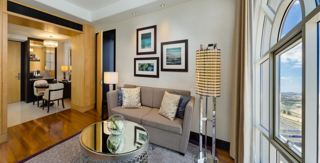 Or a Grand Deluxe Room