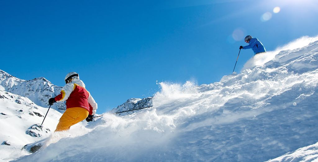 Hit the slopes in La Norma!