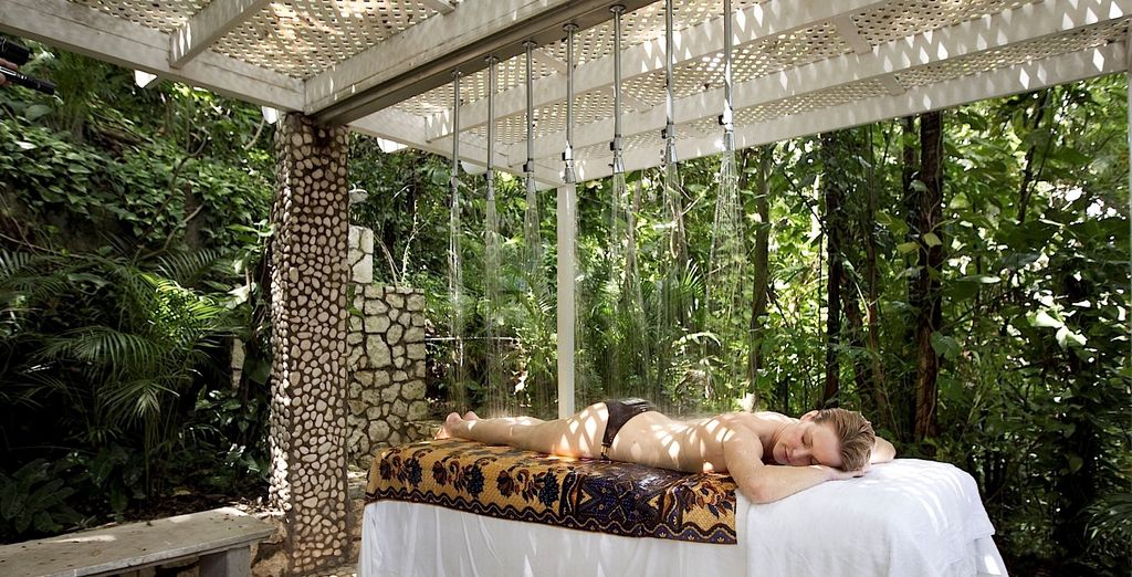 Your Spa awaits you for a unique relaxing moment