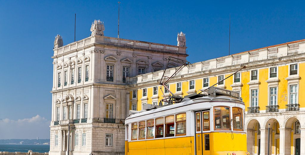 The wonder of Lisbon
