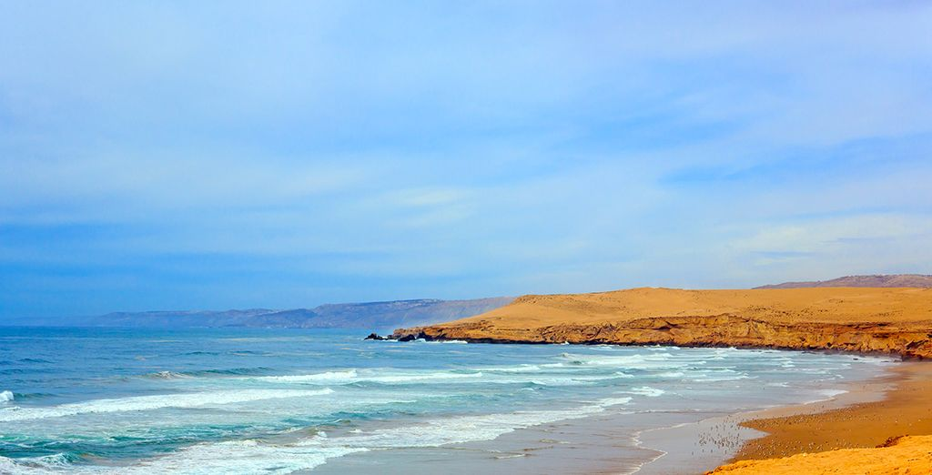 Discover the stunning Agadir