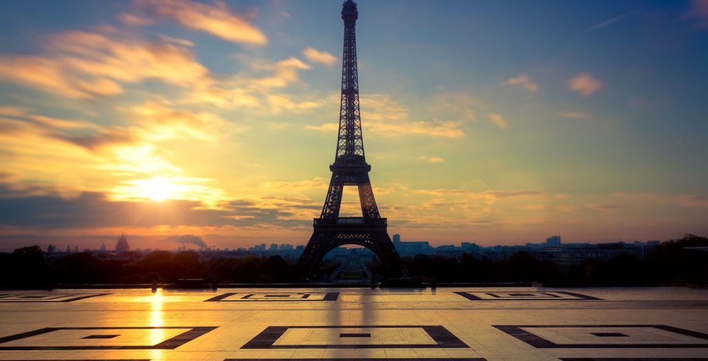 Discover the icons of Paris