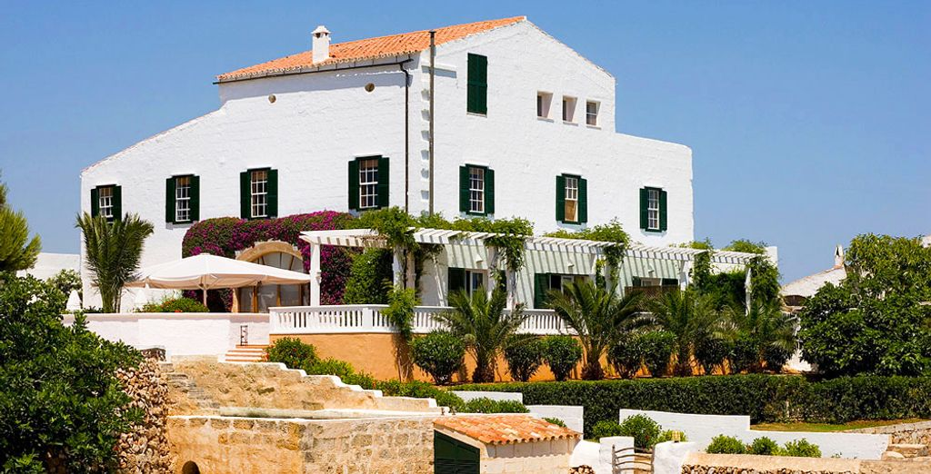 Welcome to the Hotell Sant Joan de Binissaida