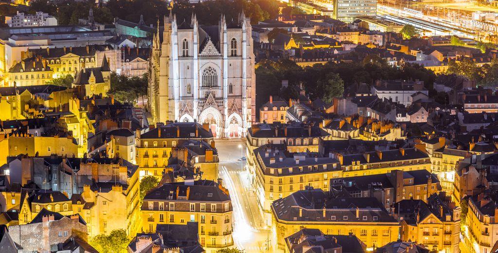 Welcome to Nantes