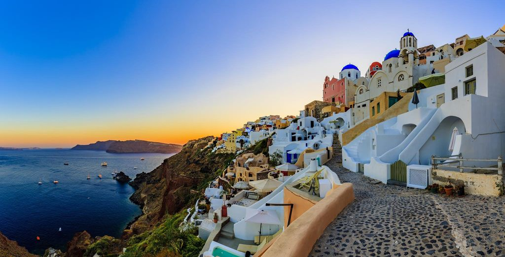 Weekend Santorini