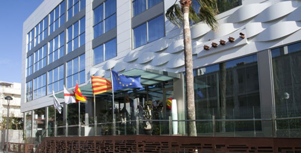 - Avenida Sofia Hotel & Spa**** - Sitges - Spain Sitges