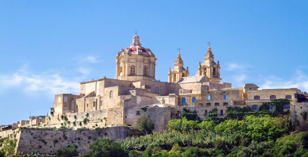 - Xara Palace Relais & Chateaux***** - Mdina - Malta Mdina