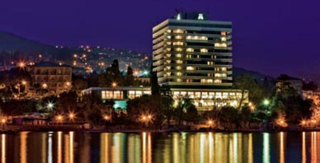 - Liburnia Riviera Ambasador Hotel***** - Opatija - Croatia Opatija