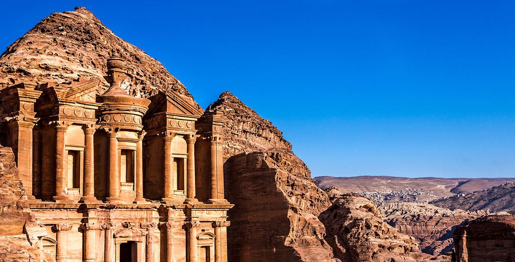 Discovery the majesty and mystery of the exotic lands of Jordan