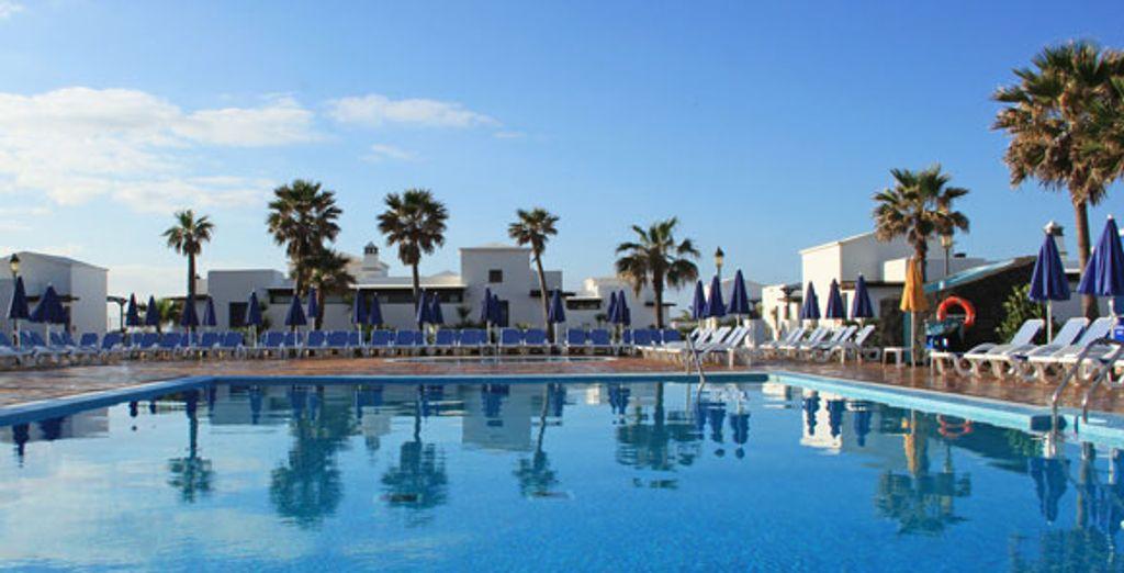 - VIK Club Coral Beach*** - Lanzarote - Canaries Lanzarote