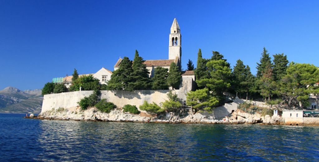- Hotel Lafodia**** - Lopud Island - Croatia Lopud Island
