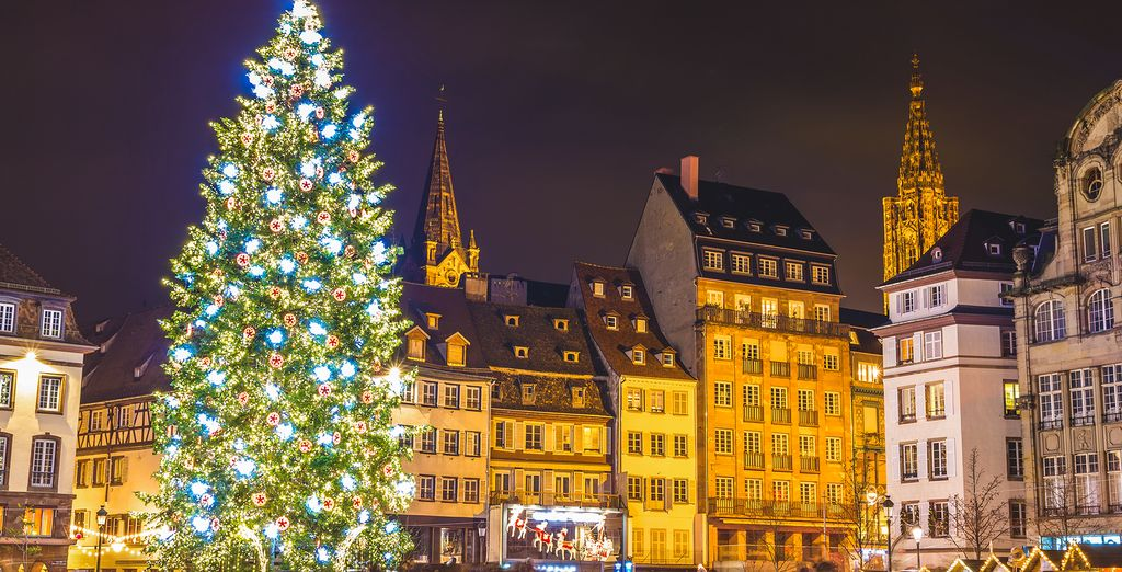 Visit Strasbourg in the most magical time of the year