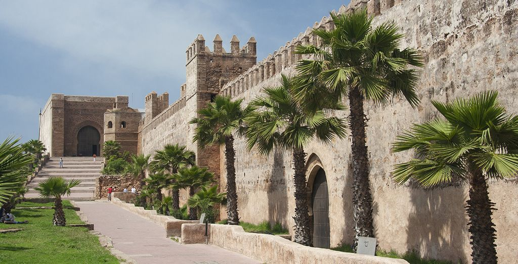 A fortified citadel
