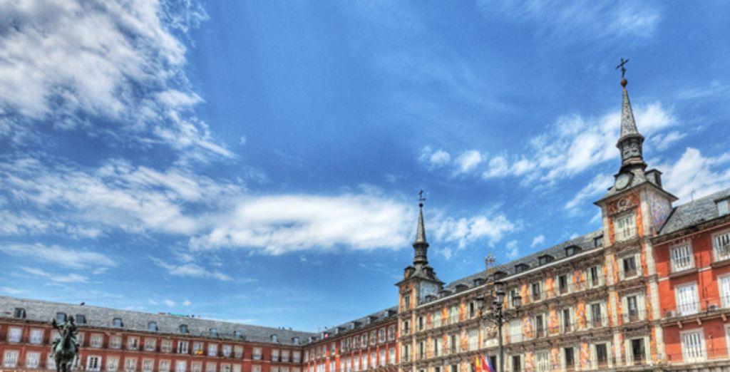 - NH Eurobuilding**** - Madrid - Spain Madrid