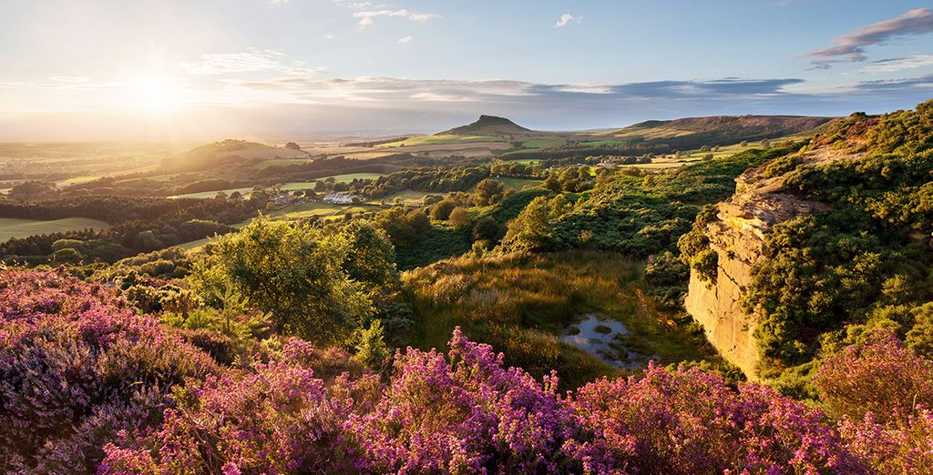Set out to explore the beauty of North Yorkshire