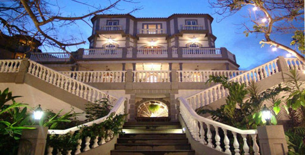 - Pestana Miramar Aparthotel**** - Madeira - Portugal Madeira