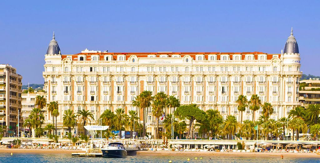Discover the Amazing InterContinental Cannes