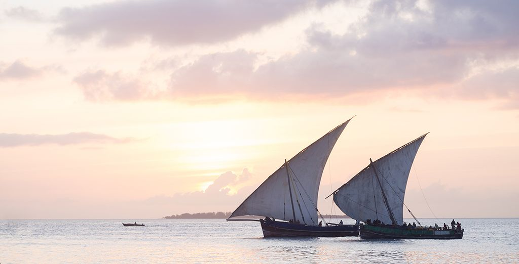 You may choose to include a boat trip on a traditional dhow