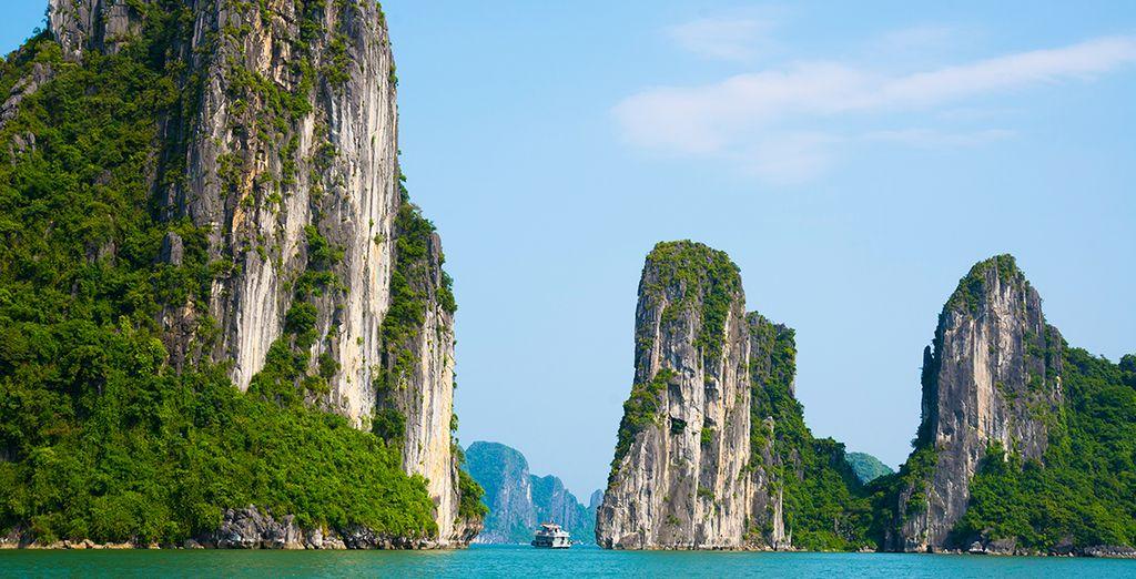 Explore essential Vietnam on an epic journey