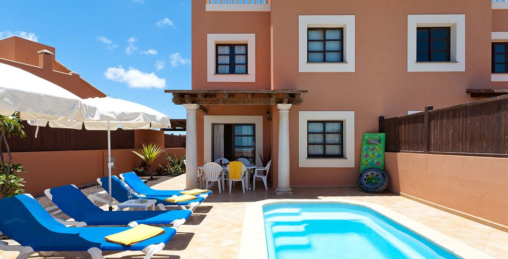 - Be Live Villas Mirador De Lobos**** - Fuerteventura - Canaries Fuerteventura