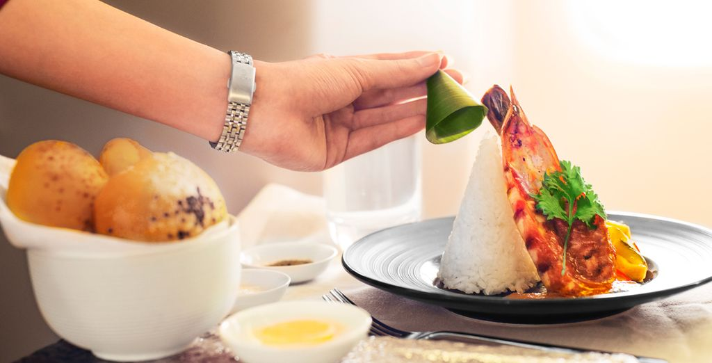 Where you can indulge in excellent service before you even set foot in Indonesia!