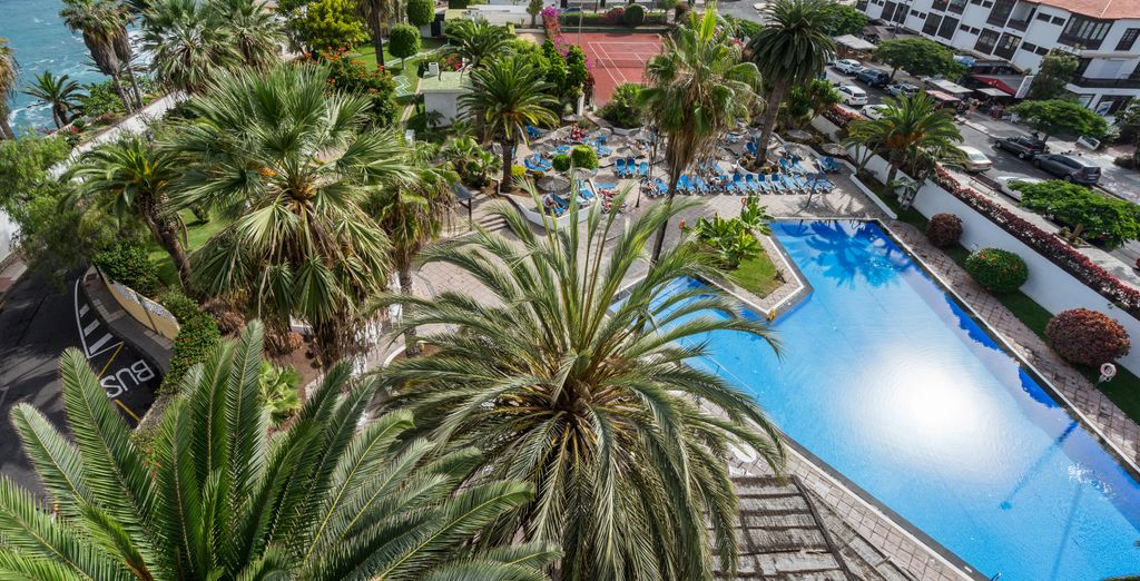 Blue Sea Interpalace 4* - Hotel in Tenerife