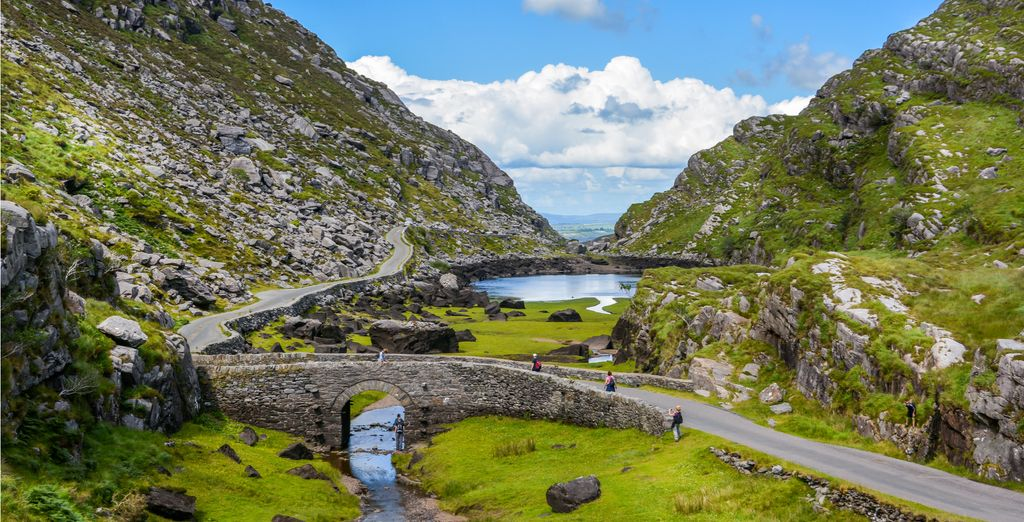 Through the picture-perfect valleys of Kerry