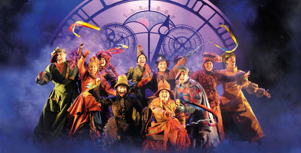An award winning spectacle on the West End
