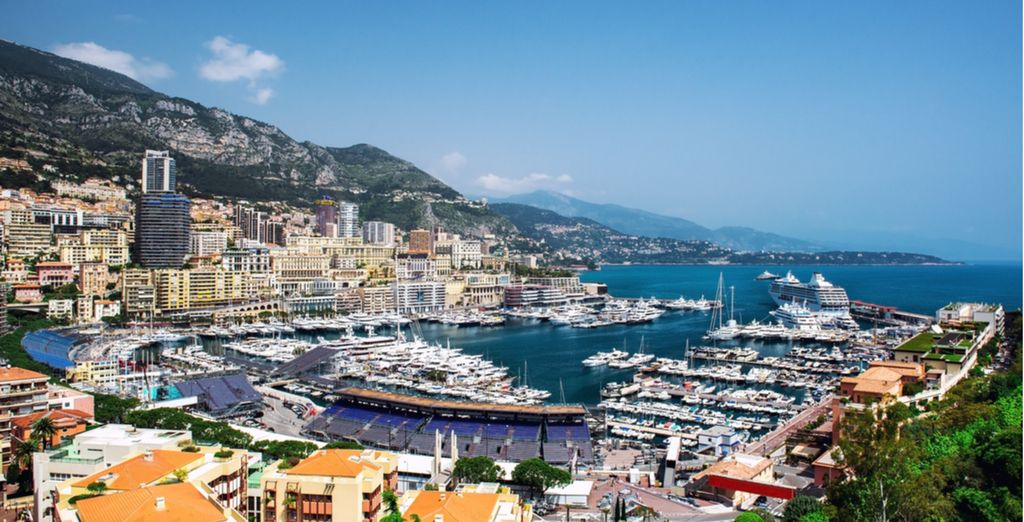 Best activities - great deals to Monaco