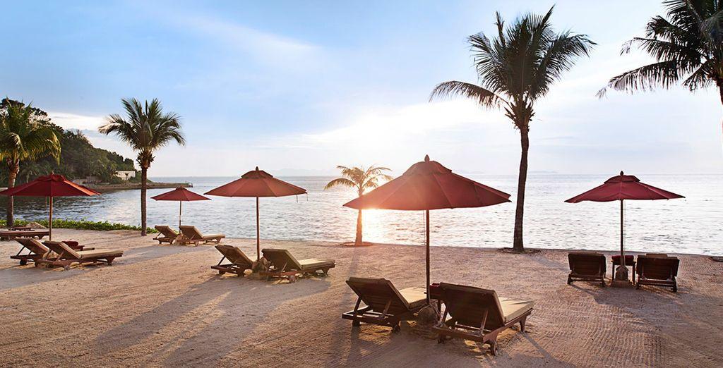 And the stunning beaches of Pattaya