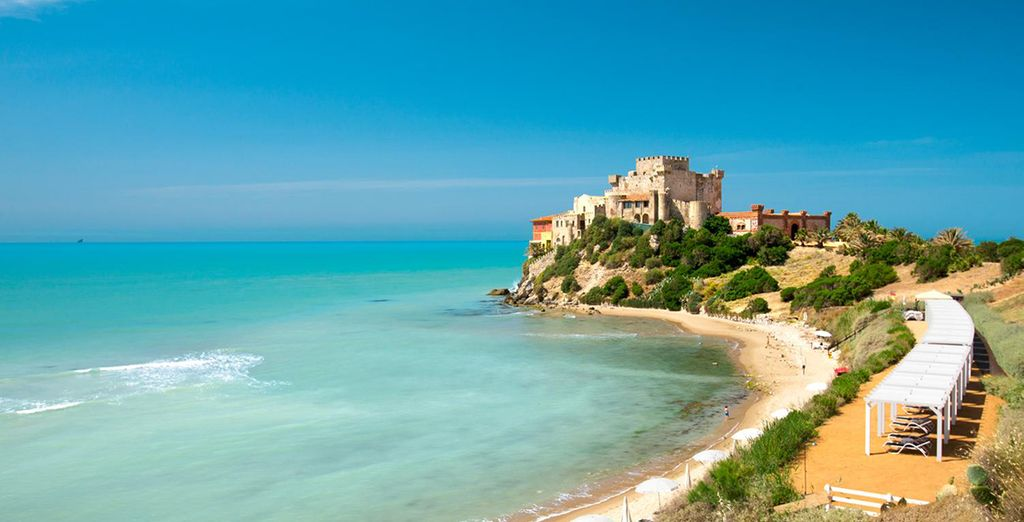 Head to the idyllic south coast of Sicily this summer
