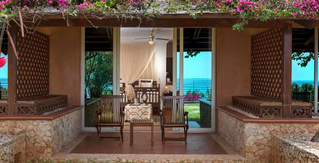 Or splash out on an upgrade to a Villa Club Room with its inclusive butler service