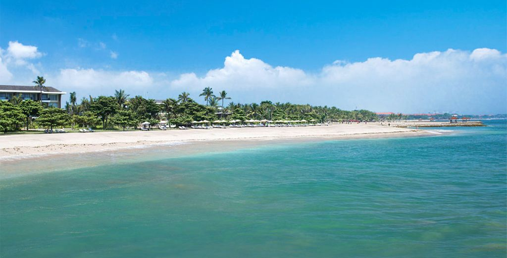 Next you will be whisked away to the southern beaches of Bali
