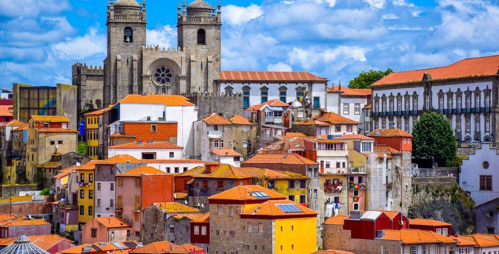 Douro River Cruise : porto travel guide