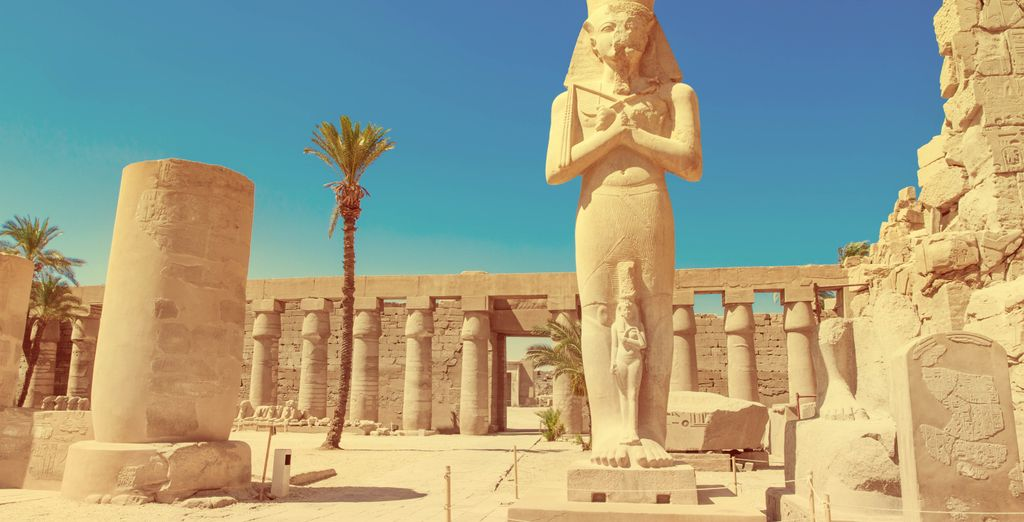 Discover the charm of Egypt for your next holidays with Voyage Privé