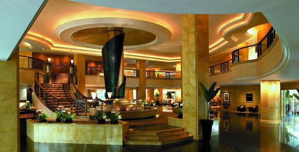 The Lavish Shangri-La Kuala Lumpur