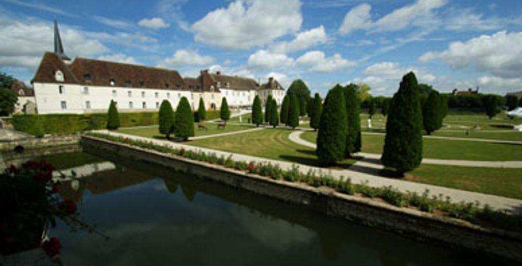 - Chateau de Gilly**** - Vougeot - France Vougeot