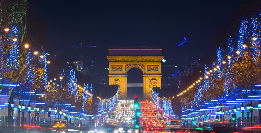 Discover Paris for your next holidays