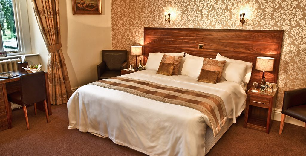 Where you can enjoy a 1 , 2 or 3 night stay