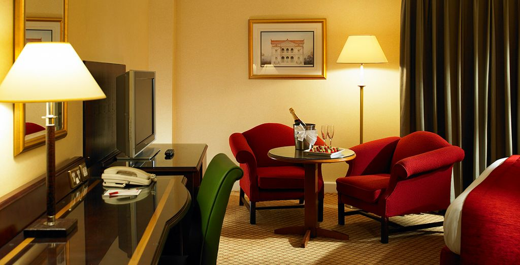 Marriott Liverpool 4* - Hotel in Liverpool