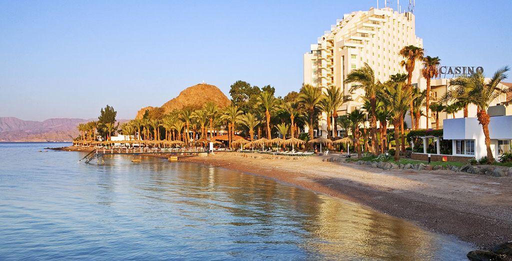 Enjoy 5* Hilton service - Hilton Taba Resort***** - Taba - Egypt Taba