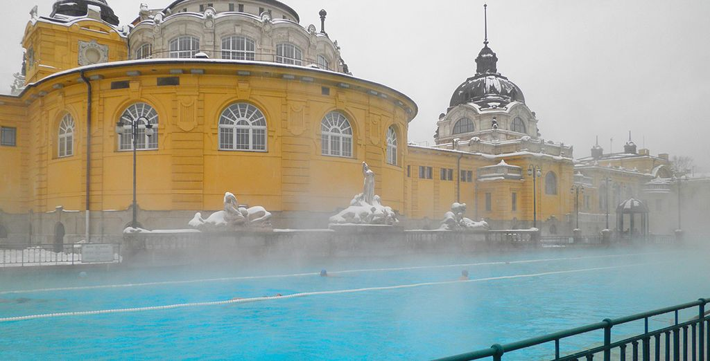 Or dip into one of the famed thermal baths - open all year round!