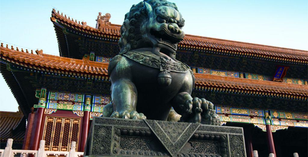- Highlights of China - Shanghai, Beijing, Xian - China Pekin