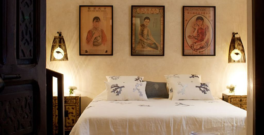 Stay in a Suite - Tigmiza Suites & Pavillons***** - Marrakech - Morocco Marrakech