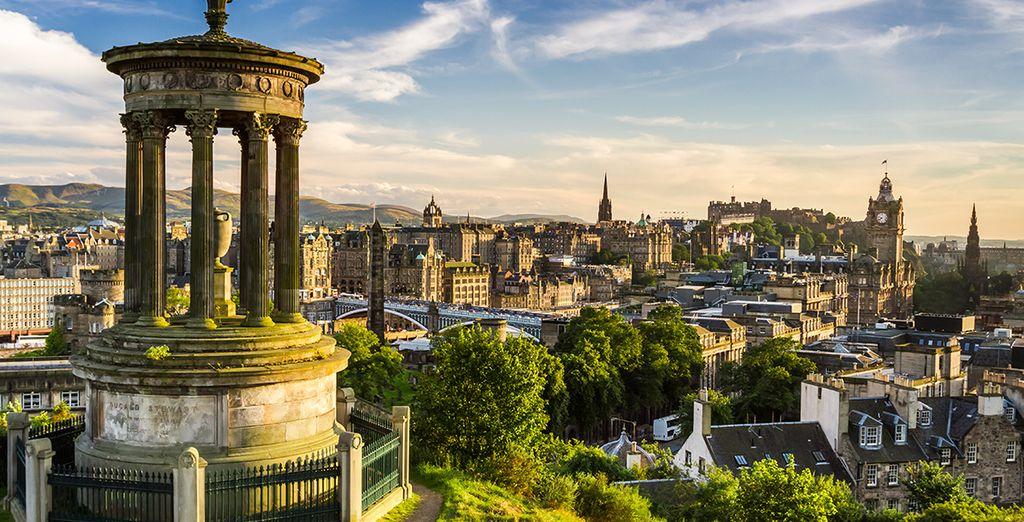 Edinburgh - The World Famous Festival & Military Tattoo