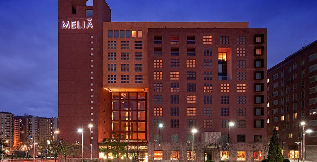 A luxury hotel - Meliá Bilbao***** - Bilbao - Spain Bilbao